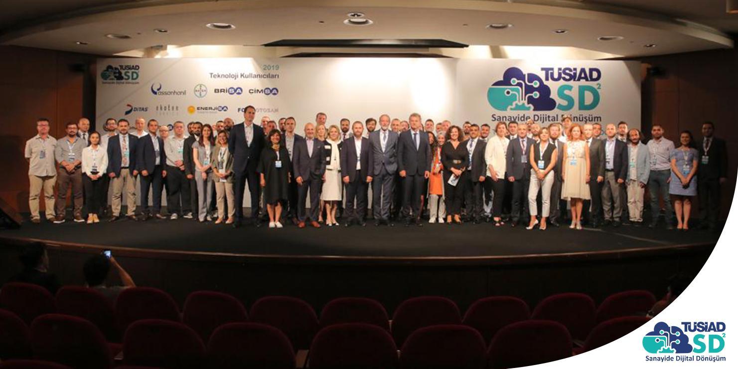 TÜSİAD SD² 2019 Sanayide Dijital Dönüşüm- Siskon- Kordsa